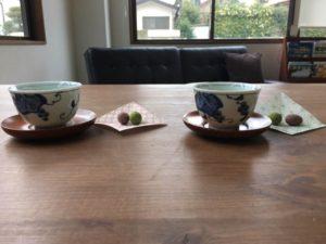 co-baでお茶の日